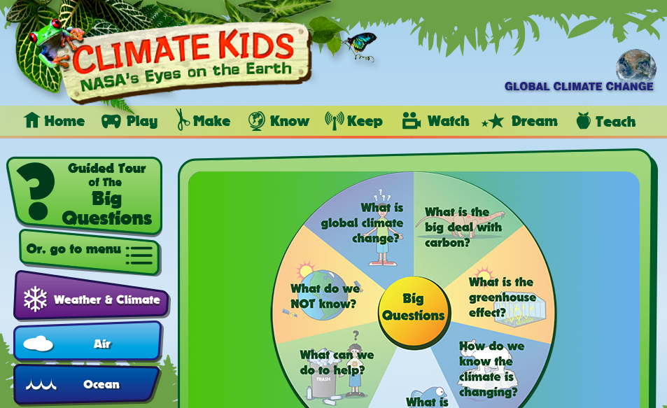 Climates And Buddies A Network For Kids World Wide Who