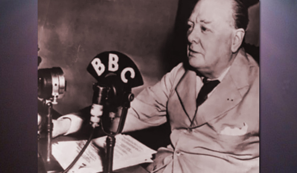 United Kingdom | Winston Churchill: There is one bond which unites us all